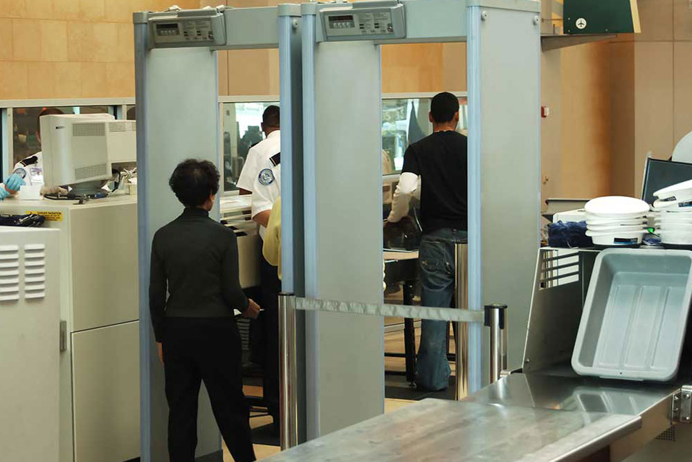 become a transportation security agent