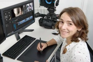 become a film video editor