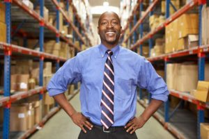 become a logistician
