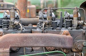 become a diesel engine mechanic