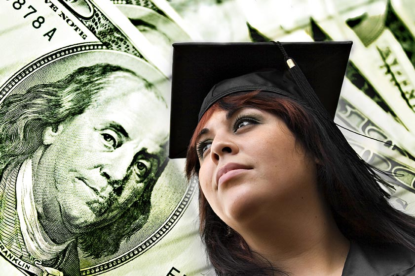 top 10 ways to save money for college