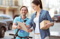 how to become a courier or messenger