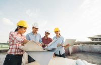 become a civil engineer technician