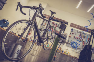 become a bike repairer