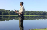 become a wildlife officer